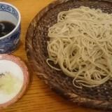 しんとみ 桜新町で食すお蕎麦と季節感たっぷりの小料理