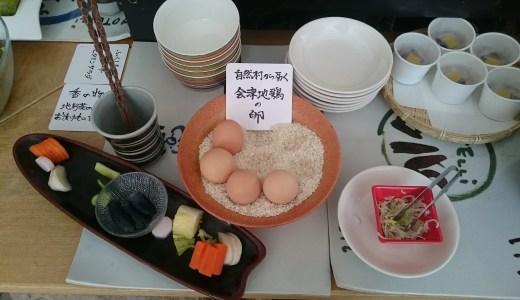 福島の家庭料理も食べられる。ホテリアアルトの朝食編〜福島旅・2017年2月・6