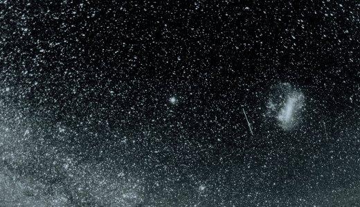 東日本大震災の夜、仙台ではたくさんの流れ星が見えた~「星空とともに」