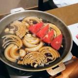 トマトすき焼き!?三田ばさら名物はトマトと割り下が好相性!