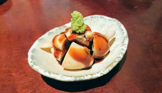 貝の名店、高円寺あぶさん。あらゆる調理方法で貝の旨さを堪能できる!