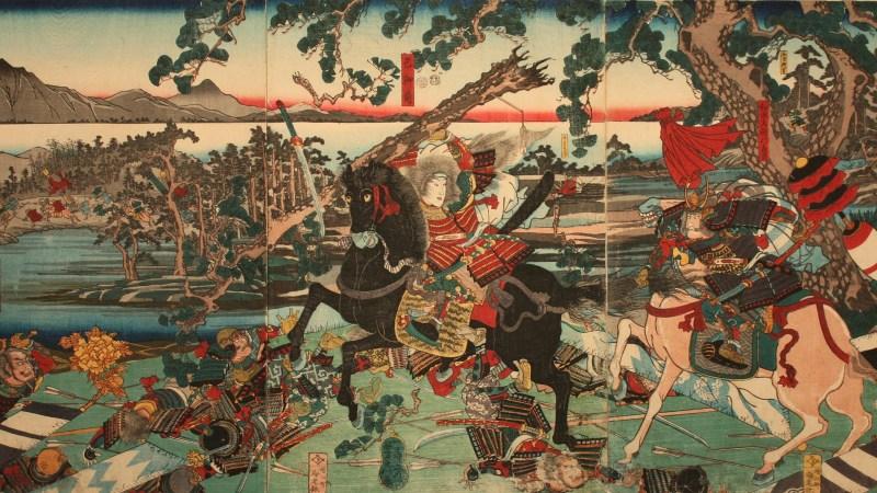 Mês da mulher: Conheça a mulher Samurai, Tomoe Gozen (巴御前)