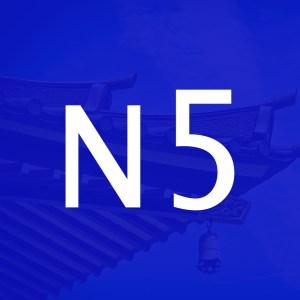 jlpt gt n5 logo