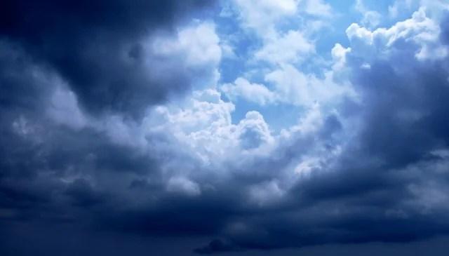 高気圧のイメージ写真