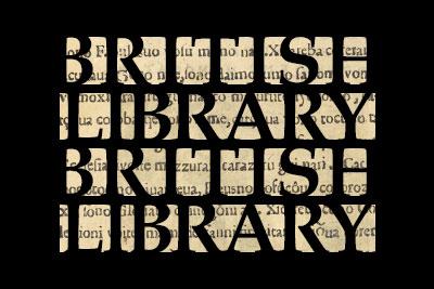 大英図書館のブログイメージ