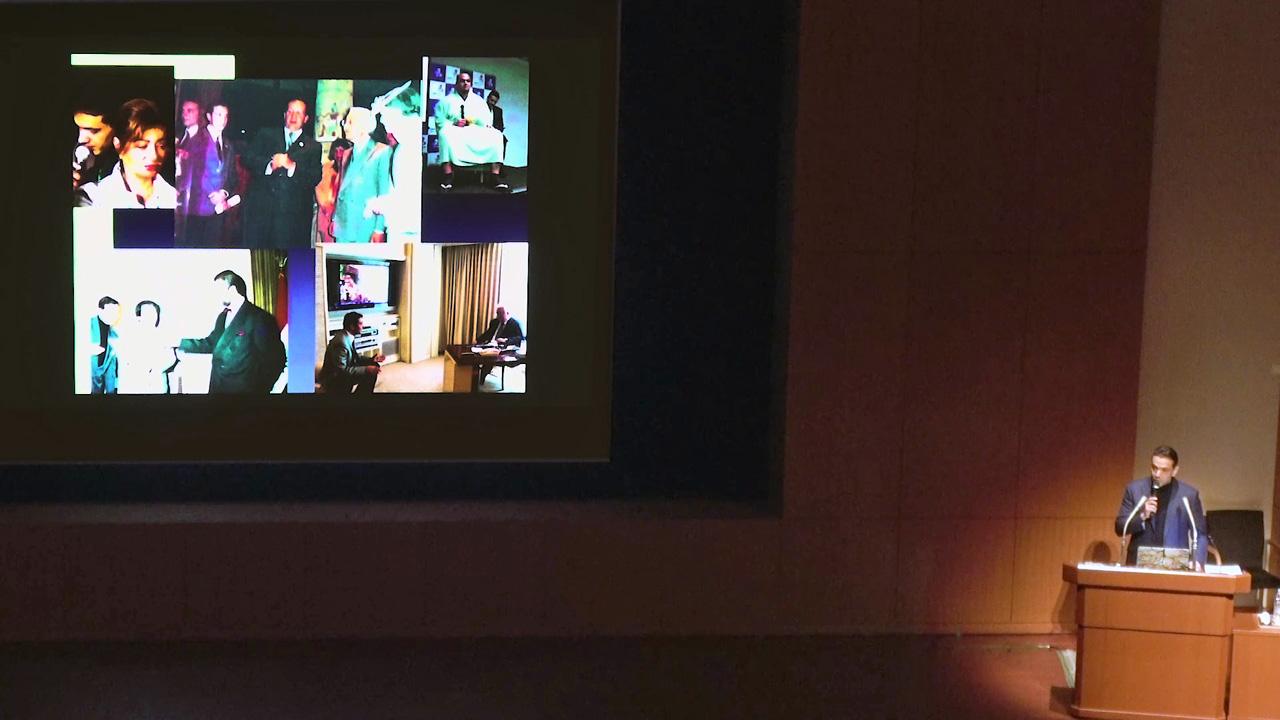 講演「私の日本学び ~アラビア語母語話者の効果的日本語習得の多面的アプローチ~」