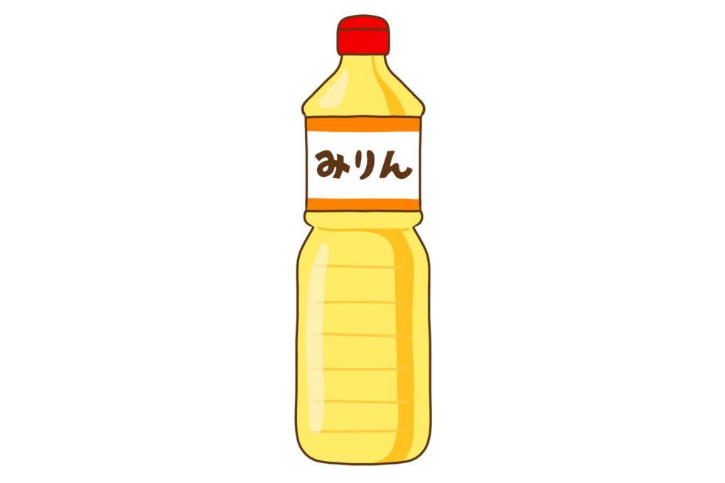 「日本酒」と「料理酒」と「みりん」の違いって? | ことくらべ