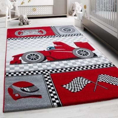 voiture tapis chambre enfant 120 x