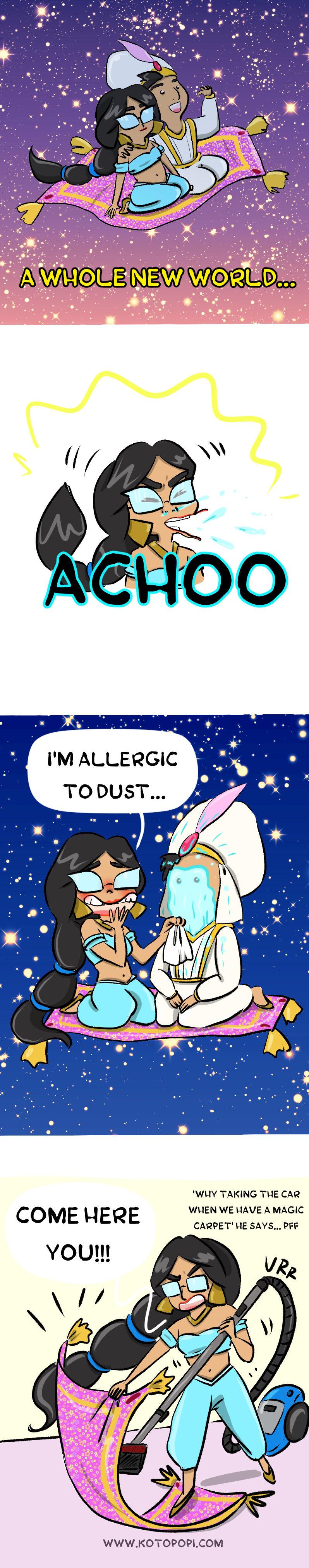funny meme about disney princess jasmine aladdin