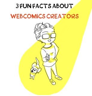 Fun facts about comics artists.