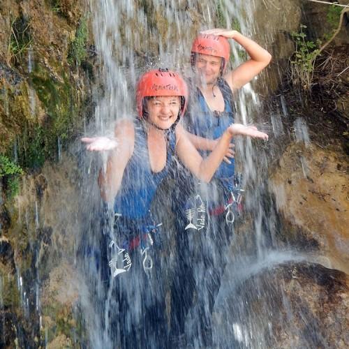 canyoning kotor montenegro