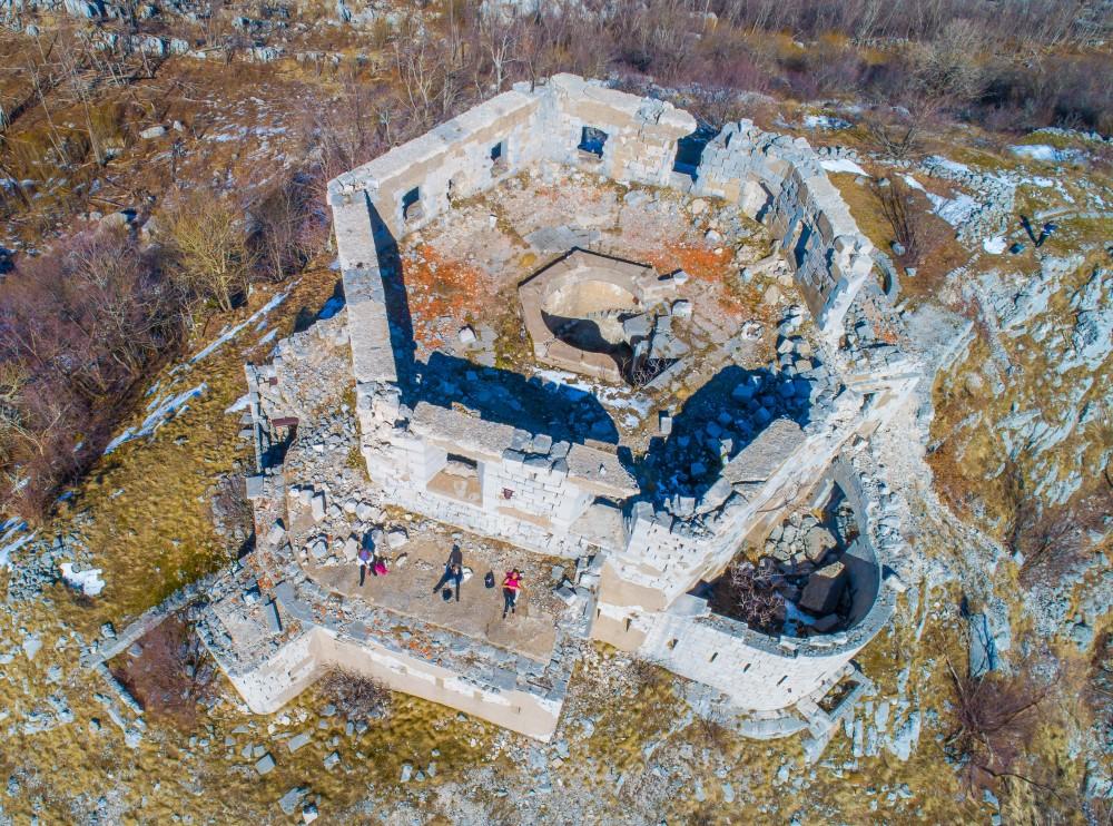 Fort Stražnik