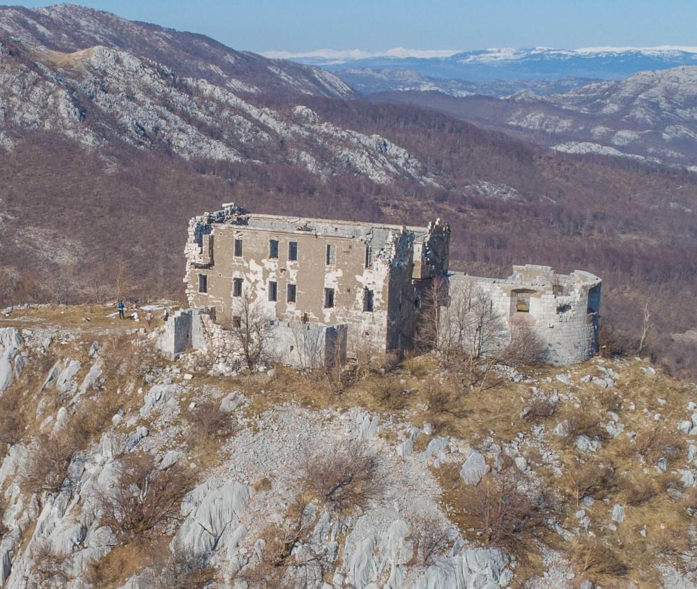 kotor austro hungarian fortifications