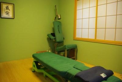 施術室の画像