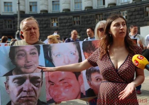 """Результат пошуку зображень за запитом """"Федорів Аваков побиття активістів"""""""
