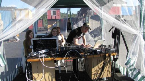 Hakkila open air mix