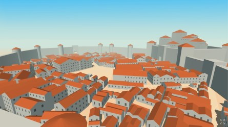 The Medieval Town Generator