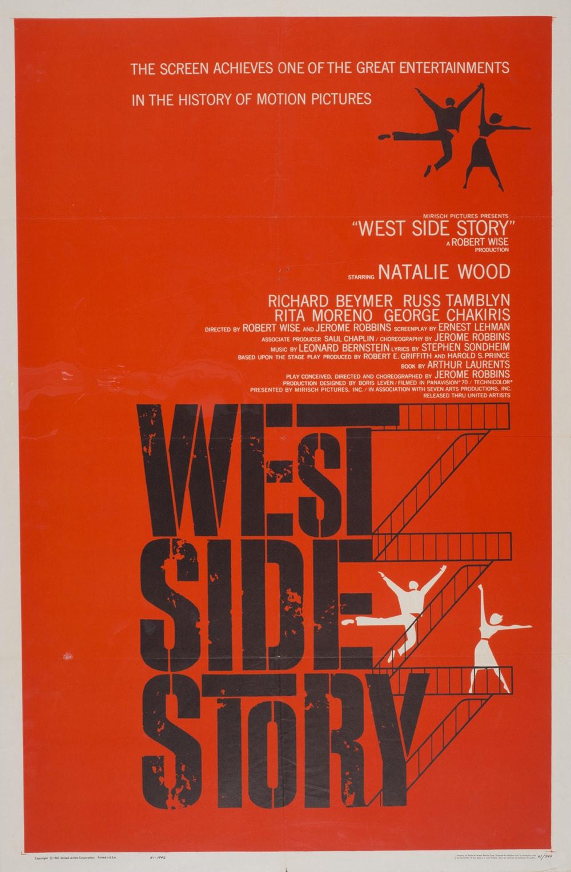 massive vintage movie poster