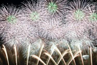 この夏、一番きれいだったかな?赤川花火大会2015、パート2