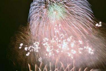 釈迦堂川花火大会2015撮影してきました。パート2