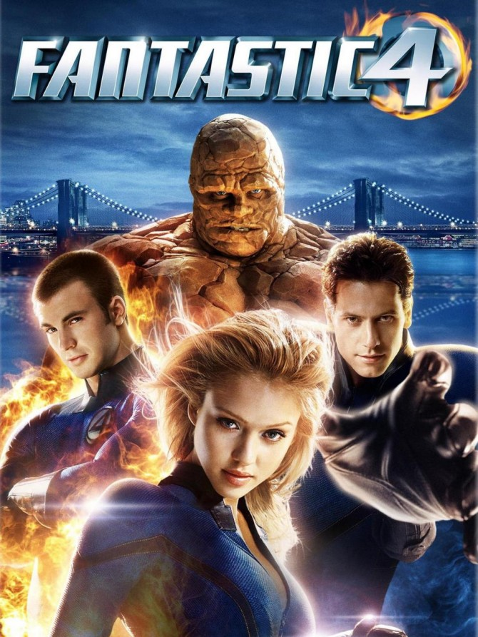 Les 4 Fantastique 2005 : fantastique, FANTASTIQUES, Vidéothéque, BEATLES