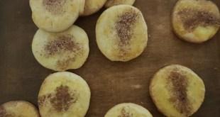 Jødekager hører til blandt de traditionelle julesmåkager.