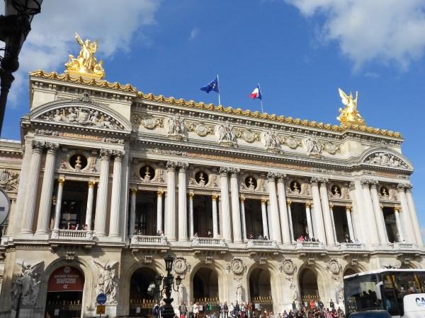 Opera Bastille Paris Fall 2012