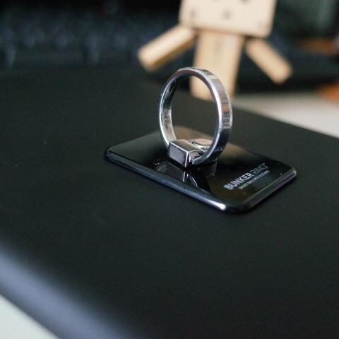 iPad mini Retina 香港版 A1490にバンカーリングBANKER RINGは使えるの?