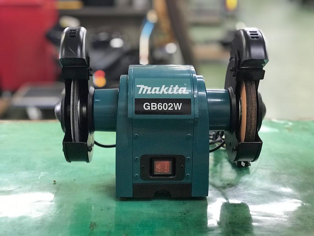 マキタ 卓上グラインダー GB602W