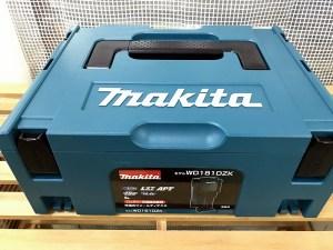 makita充電式ウォールディテクタWD181DZK