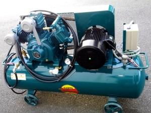 冨士コンプレッサー 小型往復空気圧縮機 FS-75LS 60Hz