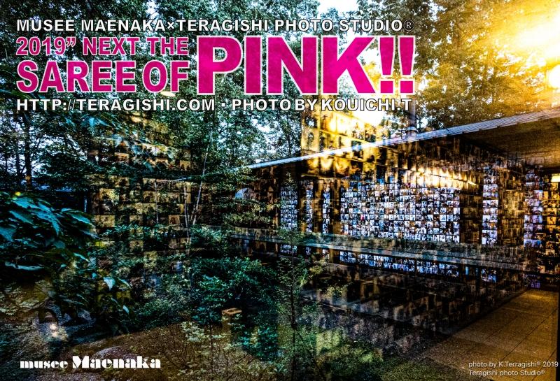 "NEXT THE SAREE OF Pミュゼ・マエナカ The SAREE OF PINK!!ミュゼ・マエナカ The SAREE OF PINK!!ミュゼ・マエナカ The SAREE OF PINK!!ミュゼ・マエナカ The SAREE OF PINK!!INK!! 2019"""