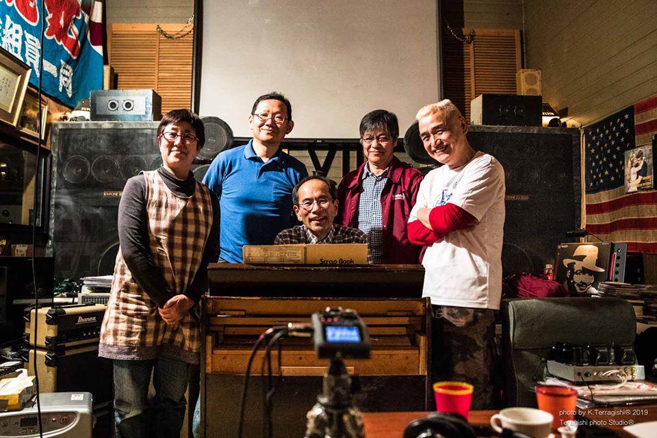 オルガン奏者 石川明の三枚目のアルバム「令和」