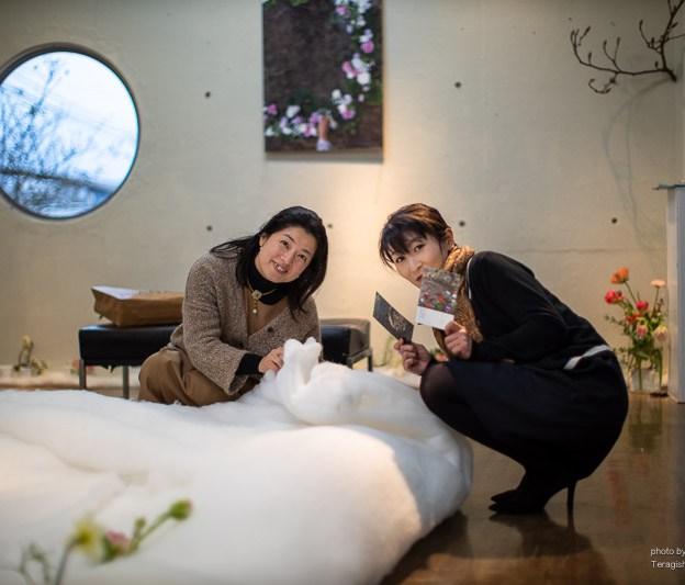 西尾 真奈美「花とコンパス」