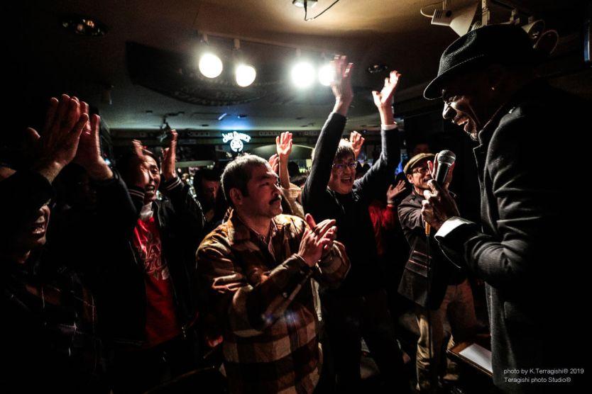 SKIP MARTIN FRIENDSHIP TOUR JAPAN 2019/LIVE AT THE BAR EAST