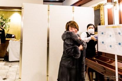 ウエノイチロー「画業20周年」記念パーティ・ホテルモントレ仙台
