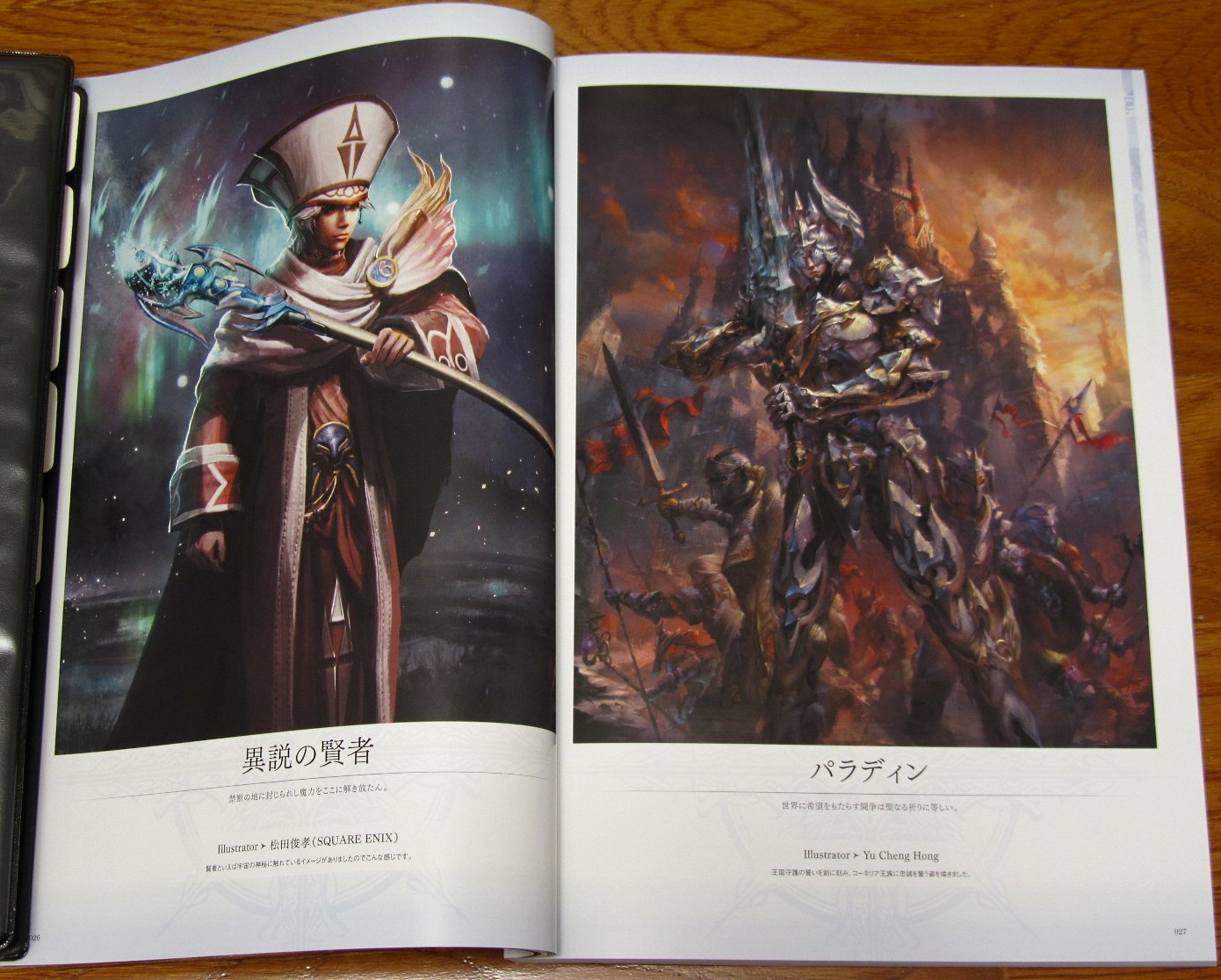 Mobius Final Fantasy First Anniversary Collections Art