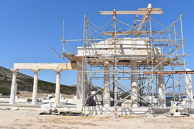 Κυκλάδες: Σημαντική πρόοδος στην ανασκαφή στο Δεσποτικό και το Τσιμηντήρι