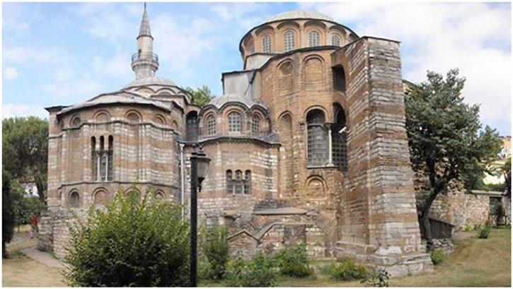 Τουρκία: Τζαμί και η Μονή της Χώρας, ένα εμβληματικό μνημείο της Ορθοδοξίας
