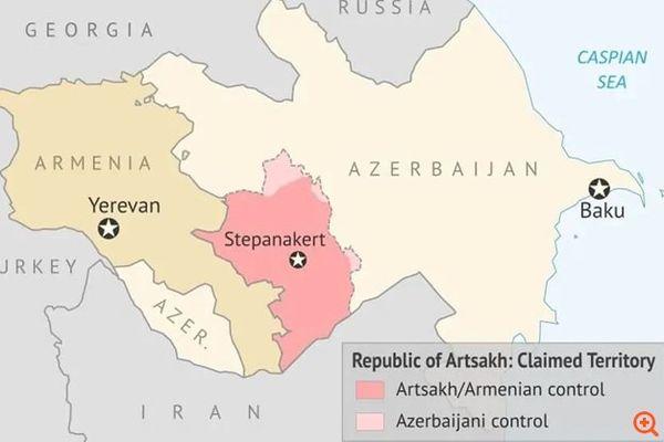 Συγκρούσεις Αρμενίας και Αζερμπαϊτζάν - Αστάθεια στον νότιο Καύκασο