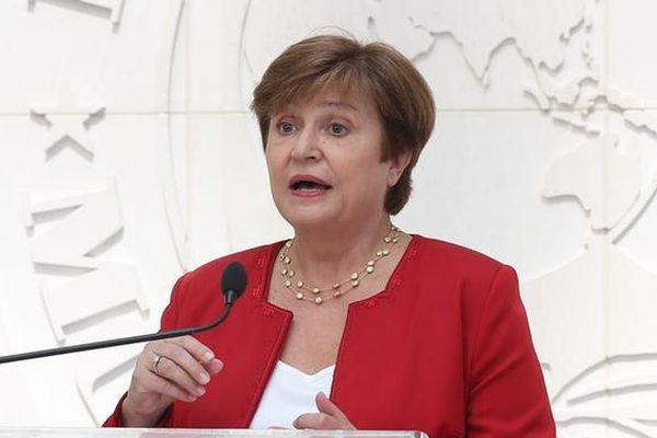 Georgieva: Η πορεία της παγκόσμιας οικονομίας παραμένει δύσκολη επιβραδύνει η ανάκαμψη