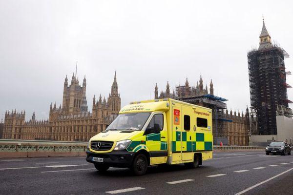 Βρετανία: Αρνητικό ρεκόρ από την έναρξη της πανδημίας 1.564 θάνατοι σε ένα 24ωρο