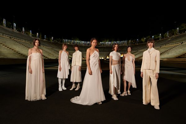 Γέμισε με Ελλάδα το instagram του Dior-Από την Κνωσό μέχρι τους Δελφούς