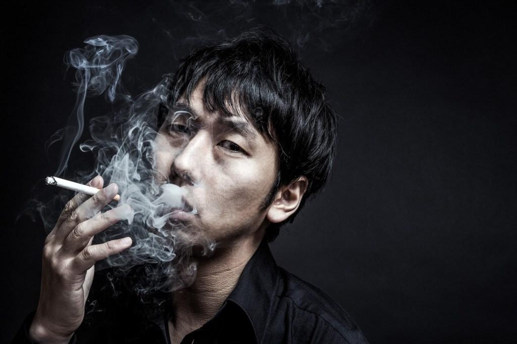タバコは有害