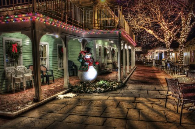 12月とクリスマスのレク
