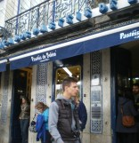 Typical place for Pastel de Belém, sooo crowded!