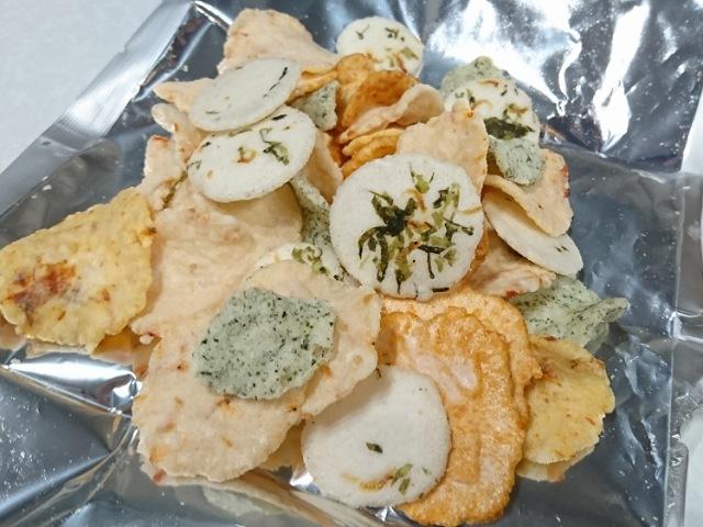 コスモス:海鮮おこのみを食べる
