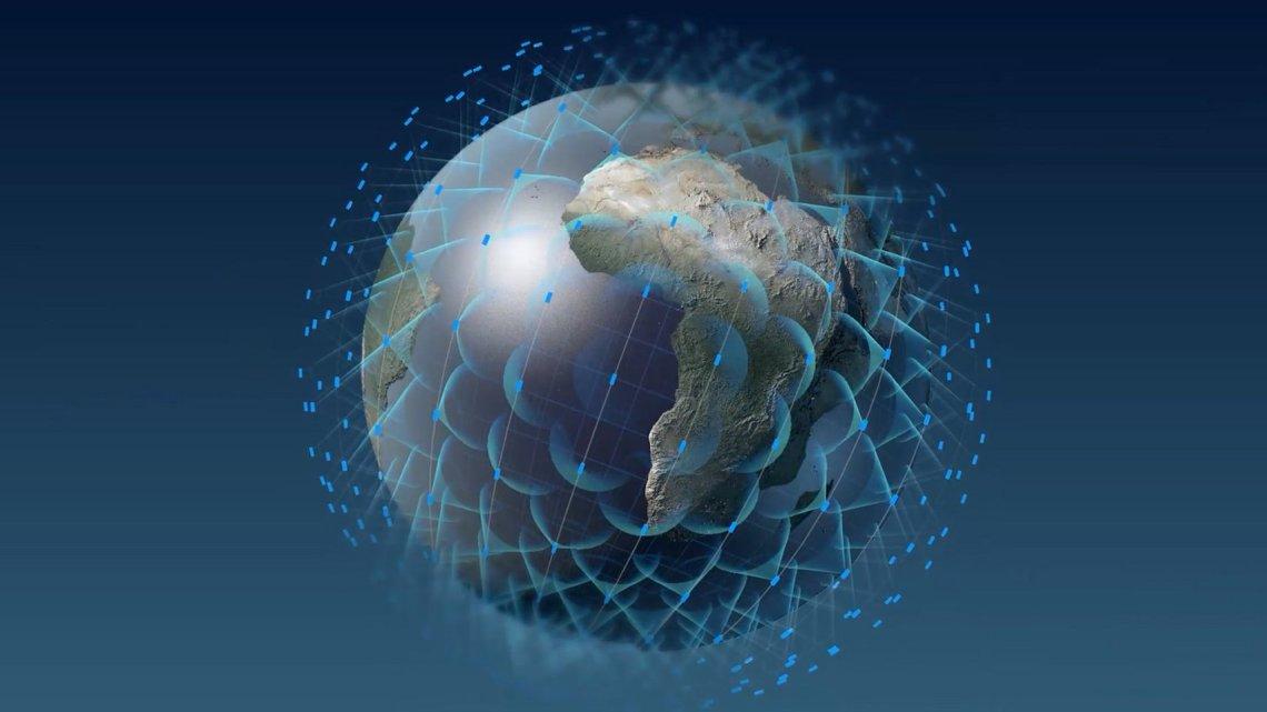 La constellation OneWeb ou Internet pour tous