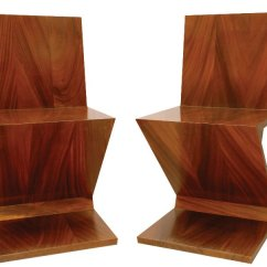 Gerrit Thomas Rietveld Chair Posture Correction Cushion Zig-zag By – Koursi