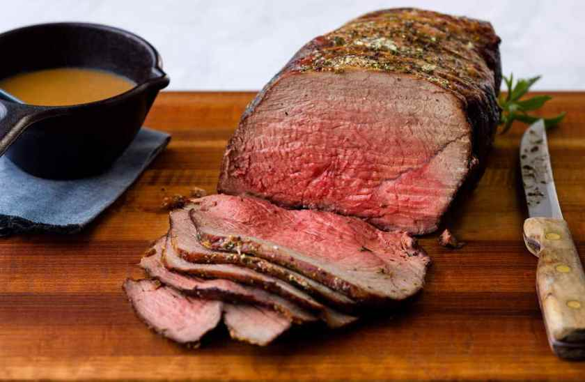 how to cook a roast beef